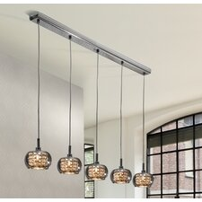 Arian 5 Light Kitchen Island Pendant