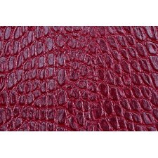 Andeline Crocodile Leather Coaster (Set of 4)