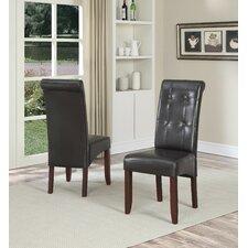 Cosmopolitan Parsons Chair (Set of 2)