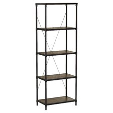 "Hera 72"" Etagere Bookcase"