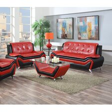 Wanda 2 Piece Living Room Set  by Container
