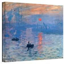 Sunrise Painting Print on Canvas