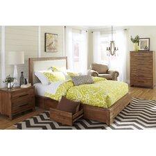 Ciera Platform Customizable Bedroom Set