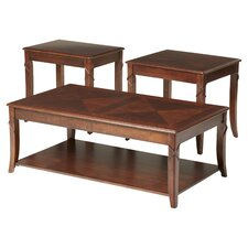 Draco 3 Piece Table Set by Three Posts