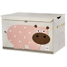Tharp Hippo Toy Chest by 3 Sprouts