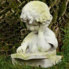 Garden Décor Pen Pal Statue