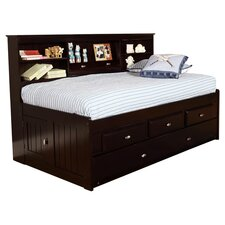 Kaitlyn Mate's & Captain's Bed with Trundle