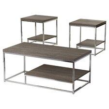 Philippos 3 Piece Table Set by Mercury Row