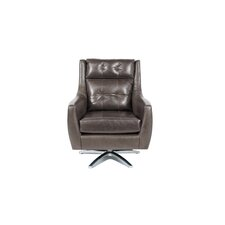 Roosevelt Swivel Armchair by Liberty Manufacturing Co.