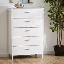 Lorraine 5 Drawer Chest