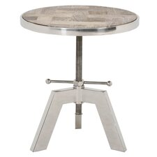 Charlie Round End Table by Orient Express Furniture