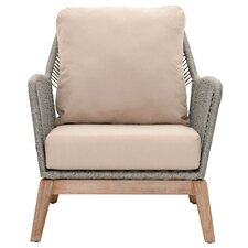 Chantay Armchair by Bungalow Rose