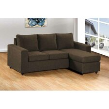 Reversible Chaise Sectional by Wildon Home