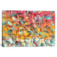 """""""Kaos Summer"""" by Maximilian San Graphic Art on Wrapped Canvas"""