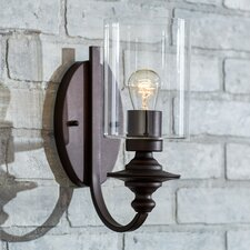 Zahra 1-Light Wall Fixture