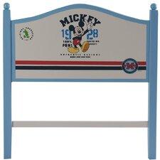 Mickey Wrought Iron Headboard