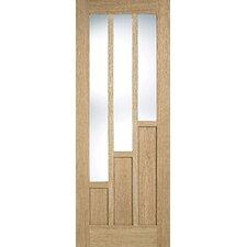 Coventry Wood 6 Panel Glazed Internal Door