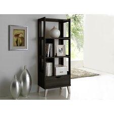 Baxton Studio 62 Etagere Bookcase by Wholesale Interiors
