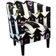Whiteway Barrel Chair by Brayden Studio