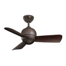 """Middlefield 30"""" 3 Blade Ceiling Fan"""