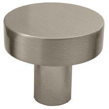 Contemporary Round Mushroom Knob