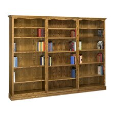 Americana 84 Oversized Set Bookcase by A&E Wood Designs