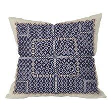 Ballack Art House Greece Outdoor Throw Pillow
