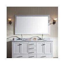 Laureldale 73 Double Bathroom Vanity Set with Mirror by Red Barrel Studio