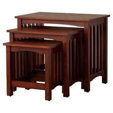 Oakcrest 3 Piece Nesting Tables