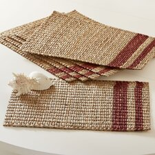 Tennile Woven Placemats (Set of 6)