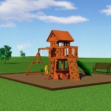 Woodland All Cedar Swing Set