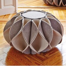 Ruff High Ottoman by GAN RUGS