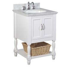 "Beverly 24"" Single Bathroom Vanity Set"