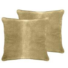 Ted Velvet Euro Pillow (Set of 2)