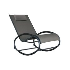 Wave Rocking Chair