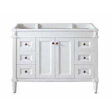 "Tiffany 48"" Bathroom Vanity Cabinet"
