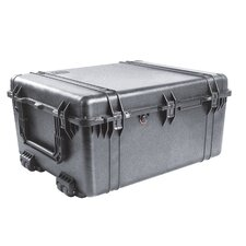 "Equipment Case with Foam: 28.44"" x 33.38"" x 18.25"""