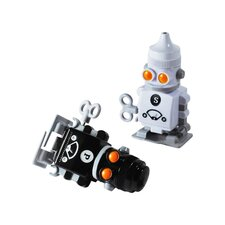 Salt & Pepper Bots Shaker Set