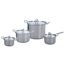 Q-Linair Master 4-Piece Cooking Pot Set