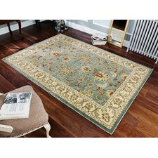Haines Green Rug
