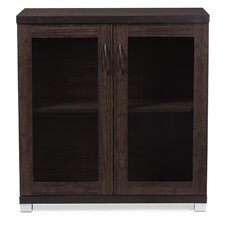 Baxton Studio Zentra Accent Cabinet by Wholesale Interiors