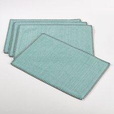Hartigan Whip Stitched Design Placemat (Set of 4)