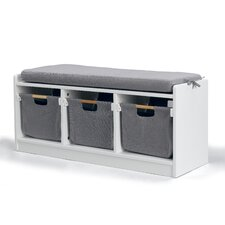 WonkaWoo Deluxe Children Toy Storage Bench