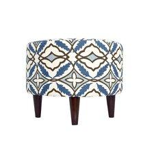 Eden Upholstered Ottoman by MJL Furniture