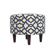Sheffield Upholstered Ottoman by MJL Furniture