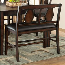 Tuscan Hills Dining Bench by Vilo Home Inc.