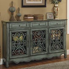 Cachan 3 Drawer 3 Door Sideboard