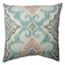 Kantha Surf Throw Pillow