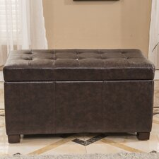 Upholstered Storage Bedroom Bench by Bellasario Collection