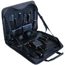 Buffalo Case Company Sewn Tool Case in Black: 13 x 15.5 x 13